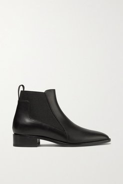 Marnmada Leather Chelsea Boots - Black