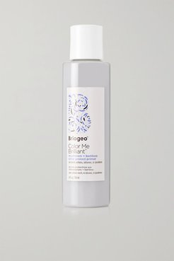 Color Me Brilliant Mushroom Bamboo Color Protect Primer, 118ml - Colorless