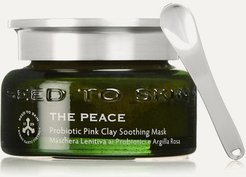 The Peace Probiotic Pink Clay Soothing Mask, 35g - Colorless