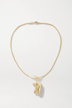 Petronella Gold-plated Necklace
