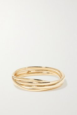Bound 10-karat Gold Ring