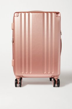 Ambeur Carry-on Hardshell Suitcase - Pink