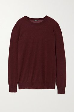 Cashmere Sweater - Brown
