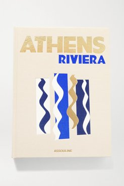 Athens Riviera By Stéphanie Artarit Hardcover Book - Blush