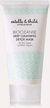 Biocleanse Deep Cleansing Detox Mask, 75ml - Colorless