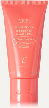 Travel-sized Bright Blonde Conditioner For Beautiful Color, 50ml - Colorless