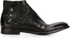 'Pascal' ankle boots - Black