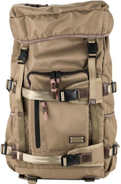 Cordura Dobby 305D backpack - Brown