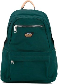 Cordura Span 600D backpack - Green