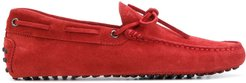 gommino driving shoes - Red