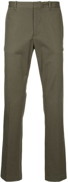 tailored trousers - Green