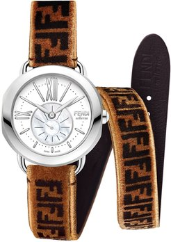 Selleria interchangeable strap - Brown