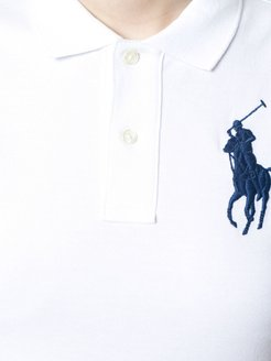 Big Pony polo shirt - White