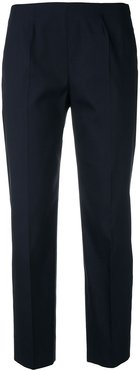 cropped trousers - Blue