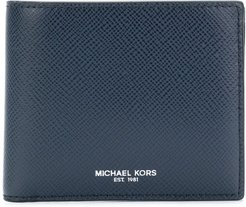 Harrison wallet - Blue