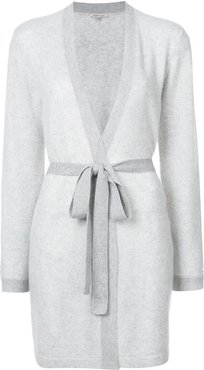 Bella wrap robe - Grey
