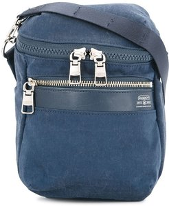 Shrink shoulder bag - Blue