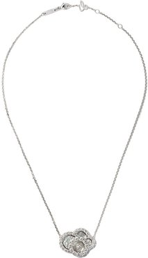 18kt white gold Happy Dreams diamond necklace