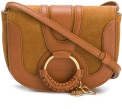 Hana shoulder bag - Brown