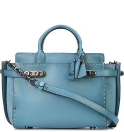 Double Swagger tote - Blue