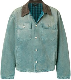 Season 6 denim jacket - Blue