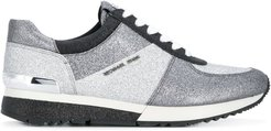 Allie glitter sneakers - Black