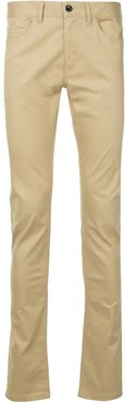 slim-fit jeans - Brown