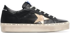 Superstar leather sneakers - Black