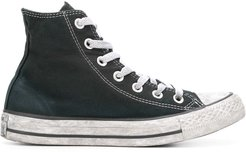 classic Chuck Taylor All Star hi-top sneakers - Black