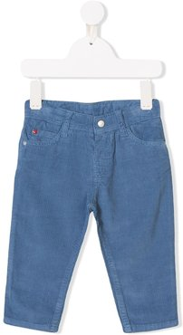 five pocket trousers - Blue
