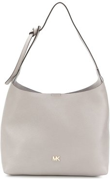 Junie shoulder bag - Grey