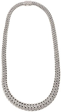 Classic Chain Graduated necklace - SILVER