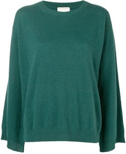 cashmere sweater - Green