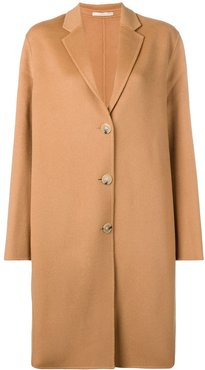 Avalon Double tailored coat - Brown