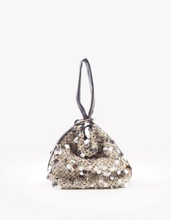 Ines triangle pouch