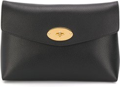 Large Darley cosmetic pouch - Black