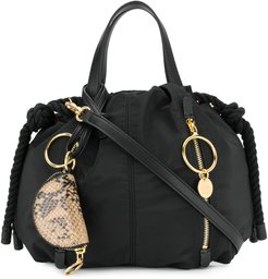 Mini Flo tote - Black