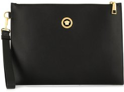 wristlet clutch bag - Black