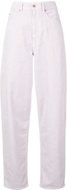 Corsy tapered jeans - PINK