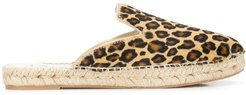 flat espadrilles - Brown