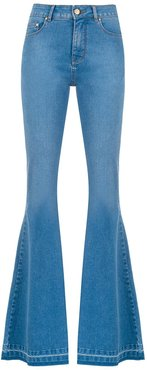 Denver flared jeans - Blue
