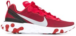 Nike React Element 55 sneakers - Red