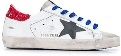 superstar low top sneakers - White