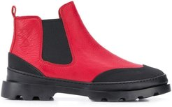 Brutus boots - Red