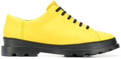 Brutus lace-up shoes - Yellow