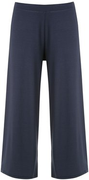 Mariquita Radiosa cropped trousers - Blue