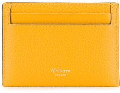 Continental card holder - ORANGE