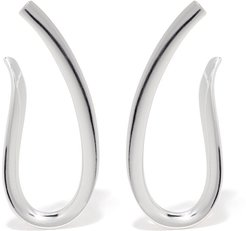Infinity earrings - SILVER