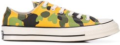 Chuck '70 lo-top sneakers - Yellow