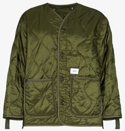 WLJ quilted jacket